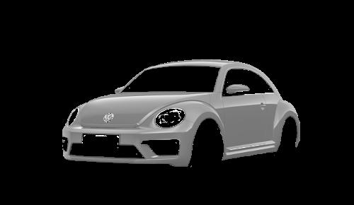 Цвета кузова Beetle