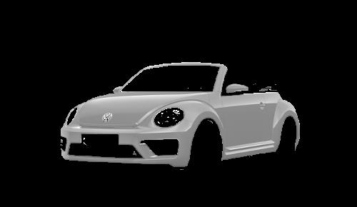 Цвета кузова Beetle Cabriolet